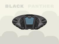 Wakanda Spaceship