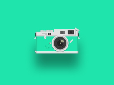 Camera Illustraion