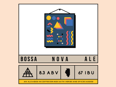 Beer label 3