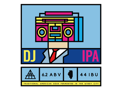Beer label 4
