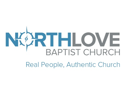 North Love Baptist Church Logo-mark logo church compass