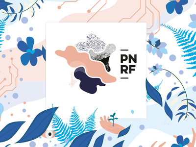 PNRF | Branding + UI/UX ux-ui rebranding animal france ecology enviroment typography vector illustration logo design branding advertising
