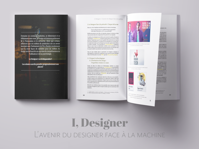 Thesis | Layout layout design layout cover book illustration typography design