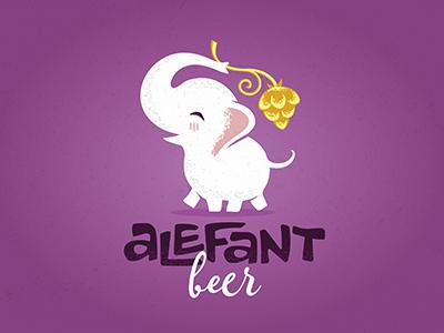 Alefant hops beer elephant