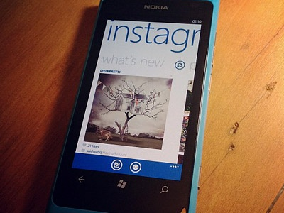 Instagram WP7 icon icons ui design app splash screen instagram lumia mango mobile phone windows windows phone winphone wphone wp7 nokia interface concept