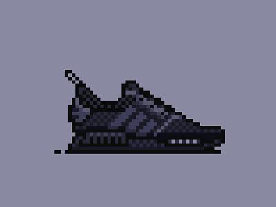 adidas NMD R1 'Triple Black' Japan Boost 🇯🇵 street sneakerhead hypebeast fashion black minimal pixelart pixel photoshop shoes sneakers japan adidas