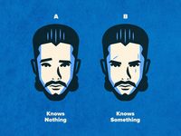 Which Jon would you choose?