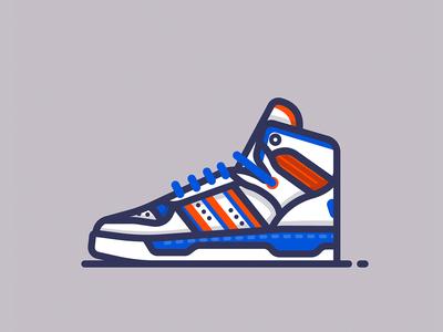 Adidas Rivalry Hi
