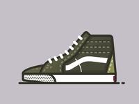 Vans Sk8-Hi Skate
