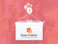 Logo Design(Gift) For NPS School(A disabled children)