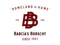 Babcia's Borscht