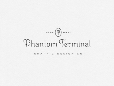 Phantom Terminal Graphic Design Co.