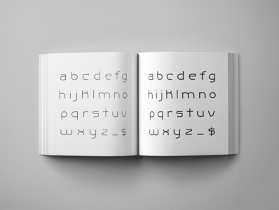 Unnamed Typeface