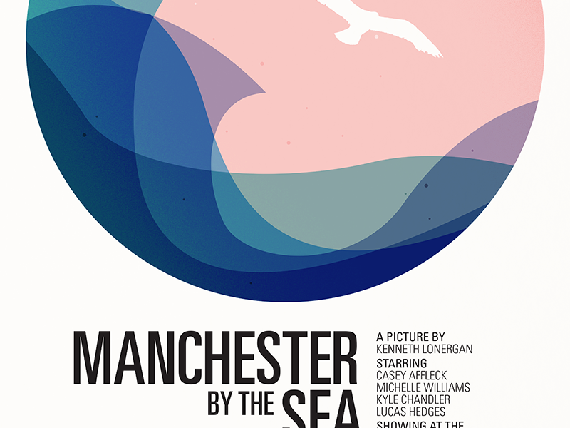 Manchester By The Sea poster movie