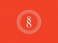 88 Hotel Logo Reversed