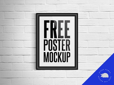 Poster Mockup By Athos Pampa