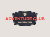 Adventure Badge Dribbble
