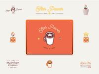 Super Mario Bros. - Coffee shop