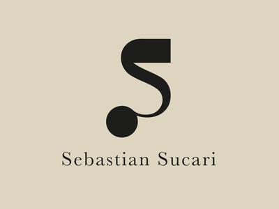 Sebastian Sucari music logo