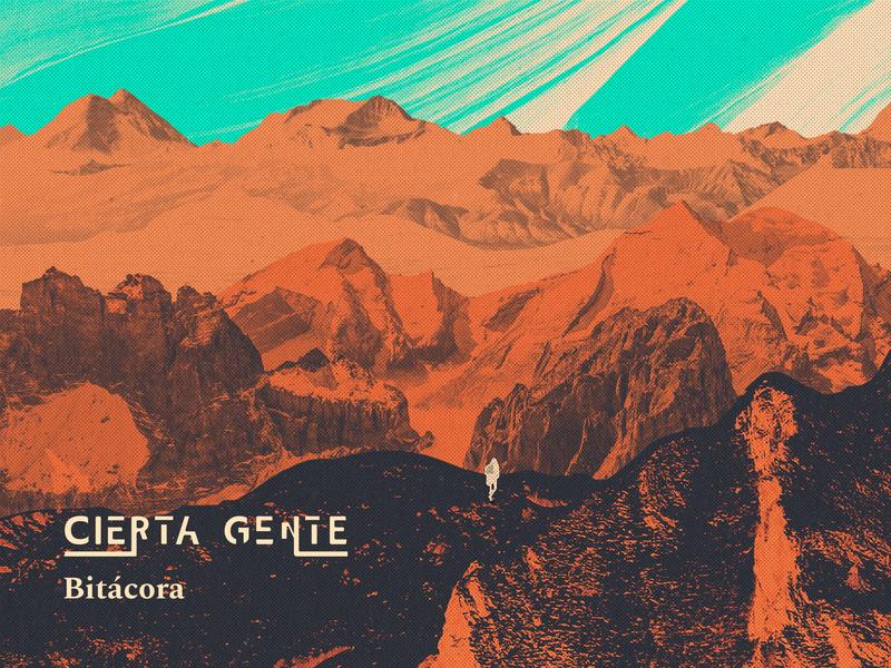 Cierta Gente logo album art illustraiton art director