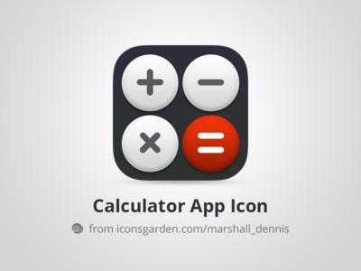 Free PSD Calculator app icon