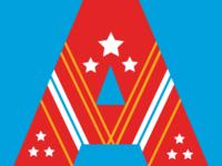 Kurt Angle — Wrestler Alphabet Series