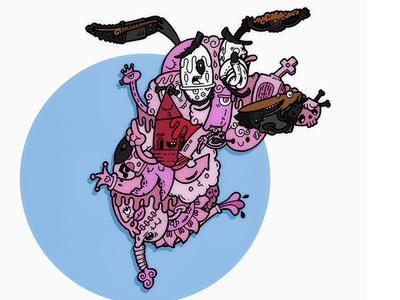 Agallas by carnivorum carnivorum ilustracion illustration cartoons draw agallas