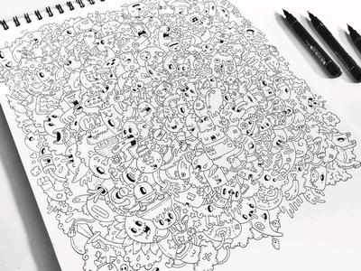 Crazy Doodle