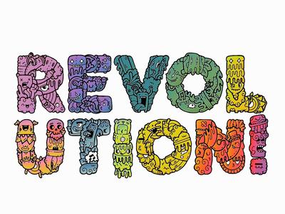 REVOLUTION! by @carnivorum