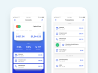 Transaction Manager - iOS App - vol. 2