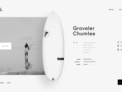 Minimalistic Storefront Interaction after effects gif minimal store ecommerce ui interaction animation