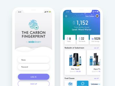 Carbon Fingerprint - Concept
