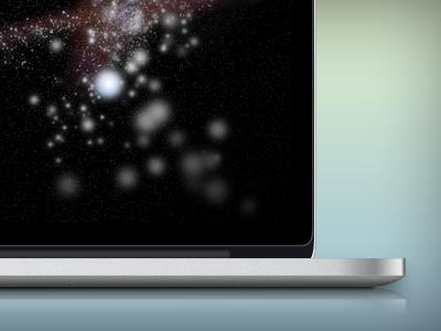 MacBook Pro Retina - Free freebie psd mockup laptop layered macbook retina