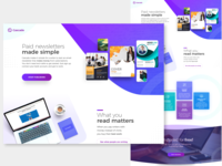 Paid Newsletter Subscription - Mockup