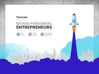 Tventures Portfolio Website