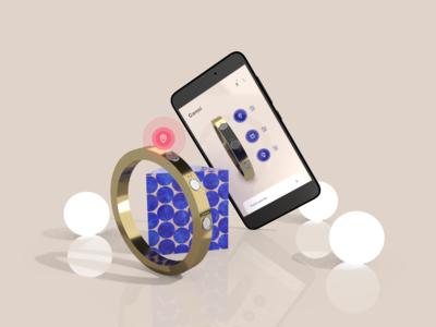 Conni. The Smart Bracelet.
