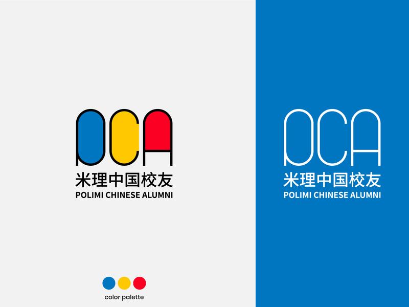 Polimi Chinese Alumni - Branding