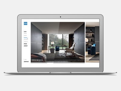 Web Design - Company website webdesign web ux ui redesign concept company casestudies