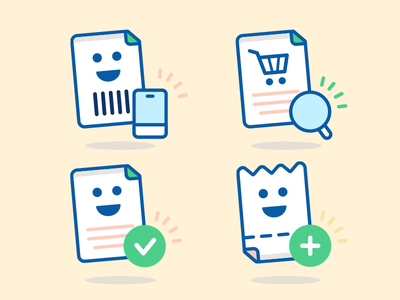 List icon - Carrefour Design system design system ecommerce manager search phone add check scan icon coupon list