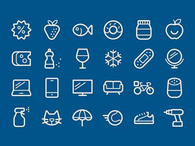 Menu icon - Carrefour Design system design system carrefour navigation website tech food ecommerce menu icon