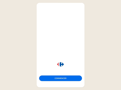 Onboarding - Carrefour app carrefour ecommerce icon app onboarding