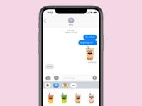 iOS sticker pack