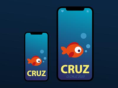Cr. CRUZ 2020 sticker goldfish 3d sticker 3d sticker epoxy smartphone iphone doming sticker