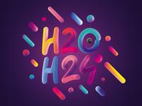 H2O H24
