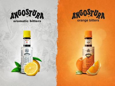 Angostura Bitters - Promo Art