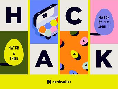 hatch-a-thon springforward spring eggs hackathon