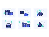 WIP - Illustrations