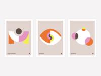 NerdWallet Design Vision Posters