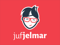 Logodesign juf Jelmar
