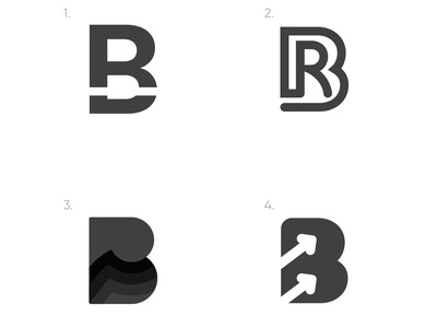 BR Logo concepts